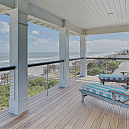 Only Summer Week Open in This Fantastic Litchfield Beach Home!