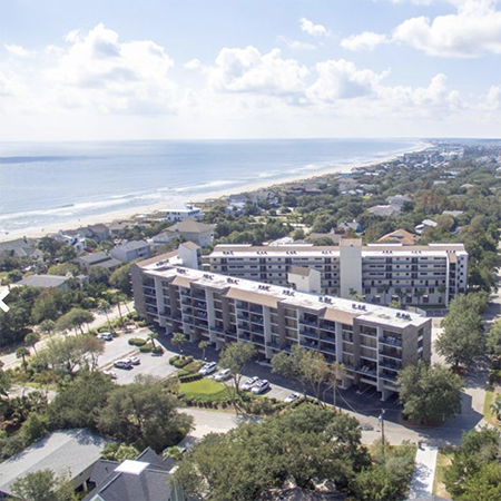 4th Floor View to Ocean at North Litchfield!